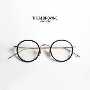 THOM BROWNE(トムブラウン)から、スッキリとボリューム感を削ぎ落したコンビネーションラウン...