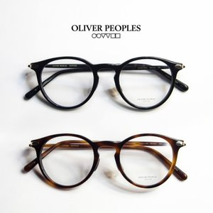 OLIVER PEOPLES オリバーピープルズ WALSEN ボストンメガネ 度入り 伊達|marcarrows