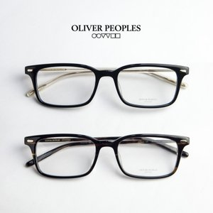 OLIVER PEOPLES オリバーピープルズ WEXLEY-J スクエアフレームメガネ 度入り 伊達|marcarrows