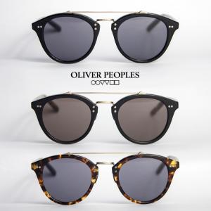 OLIVER PEOPLES オリバーピープルズ WHELDEN ツーブリッジ ボストンサングラス メンズ レディース|marcarrows