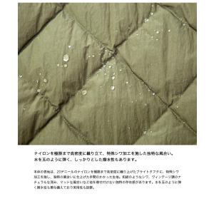 マニュアルアルファベット ナンガ MANUAL ALPHABET NANGA ダウンジャケット ノーカラー 日本製 メンズ|marcarrows|05