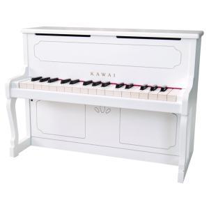 KAWAI アップライトピアノ ホワイト|march-shop