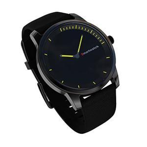STK 石英スマートウォッチ bluetooth 多機能腕時計 歩数計 睡眠検測 エネルギー消耗 座りがち注意 電話お知らせ IP68防水 ブルートゥース搭載 アプリ日本語対応|march-shop