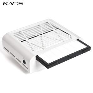 KADS ネイルダスト集塵機 ネイルダストコレクター サロンサクションダストコレクター ネイルダストクリーナー ジェルネイル機器 ネイルケア用 march-shop