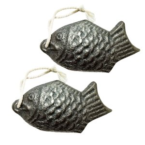 GARYOB 鉄たまご お料理の道具 鉄の健康鯛 鉄分補給 鉄玉 約 7.87cm x 3.98cm...