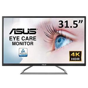 ASUS 4K UHD HDR10対応31.5インチ モニターディスプレイVA32UQ 広視野角DC...