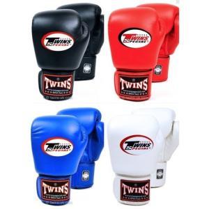 TWINS ボクシンググローブ 本場タイのムエタイブランド「TWINS」格闘技 8 10 12 14オンス 5色