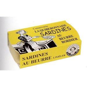 イワシのボルディエ有塩バター漬け 115g フランス産...