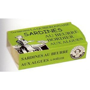 イワシのボルディエ海藻バター漬け 115g フランス産...