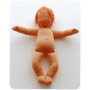 手作り人形 赤ちゃんサーラ(キット)