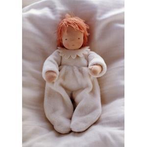 手作り人形 赤ちゃんサーラの服(キット)