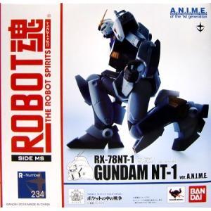 【新品】ROBOT魂 機動戦士ガンダム0080 [SIDE MS] RX-78NT-1 ガンダムNT-1 ver. A.N.I.M.E.|marchenshop
