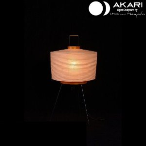 イサムノグチ 和紙 照明 スタンドライト AKARI アカリ 間接照明 おしゃれ 和風 6A|margherita