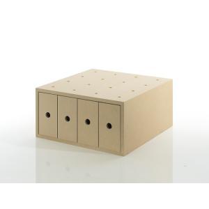 小物入れ 文具 収納ボックス 引き出し 木製 ケース|margherita