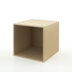 LPレコード収納 LP レコードラック 収納ボックス 木製 box|margherita
