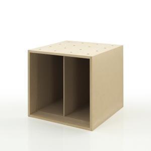雑誌ラック 本棚 収納ボックス 木製 シンプル 仕切り付き A4 マガジンラック BLC-08-D2a margherita