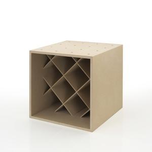 ワインラック 収納ボックス 木製 box 箱 棚|margherita