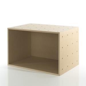レコード収納ボックス レコードラック 木製 box シンプル 拡張|margherita