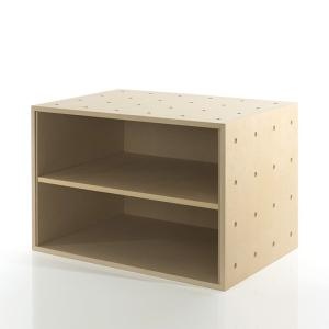 a3のファイル棚 書類ラック A3 収納ボックス 木製 box 整理箱|margherita