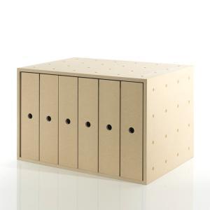 ファイルボックス 書類 収納ボックス 木製 box|margherita