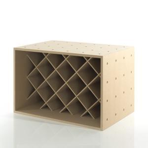 ワインラック 収納ボックス 木製 box 箱 保存|margherita