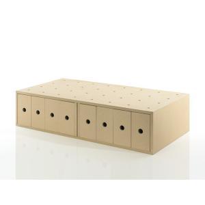 小物入れ 文具 収納ボックス 引き出し 木製 箱 棚|margherita