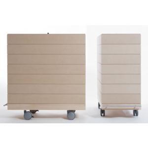 小物/衣類収納箱・7段セット/大・浅めタイプ(BLC-16Q×7・XL×14・SCS-16-C×1・ SCS-16-B×1)