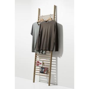 ラダーラック 木製 はしごシェルフ 立て掛け おしゃれ|margherita