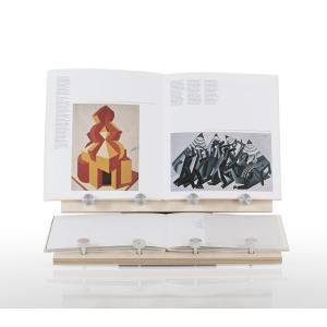 パンフレットスタンド 展示ラック 卓上ブックスタンド ディスプレイ什器|margherita