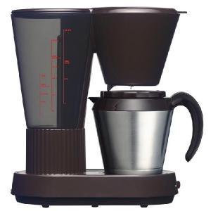 コーヒーメーカー(ダークブラウン・サーモポット)・Brunopasso(ブルーノパッソ)/devicestyle(デバイスタイル)|margherita