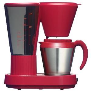 コーヒーメーカー(イタリアンレッド・サーモポット)・Brunopasso(ブルーノパッソ)/devicestyle(デバイスタイル)|margherita