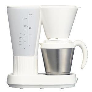 コーヒーメーカー(ホワイト・サーモポット)・Brunopasso(ブルーノパッソ)/devicestyle(デバイスタイル)|margherita