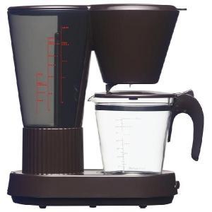 コーヒーメーカー(ダークブラウン・ガラスポット)・Brunopasso(ブルーノパッソ)/devicestyle(デバイスタイル)|margherita