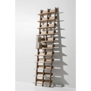 CD収納 シェルフラック CDシェルフ (天然木集成材) 木製 シンプル 300枚 margherita