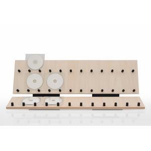 CD展示台 卓上スタンド 木製 ディスプレイ什器|margherita