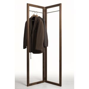 ハンガーラック 木製 衣桁屏風 折りたたみ おしゃれ|margherita