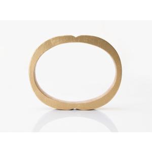 ブレスレット CHITOSE SLICE O 光を溜めるりんご ブレスレット 木村木品製作所|margherita