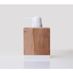 ソープディスペンサー 日本製 CHITOSE SOAP DISPENCER りんごの木のソープディスペンサー 木村木品製作所|margherita