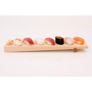 KIMURA WOODCRAFT FACTORY 青森ひばとりんごの木の寿司盛台 木村木品製作所|margherita