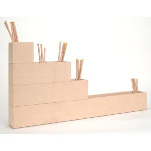 収納小箱 組み合わせ04(CST-01×2、CST-02×1、CST-04×1、CST-08×1)|margherita