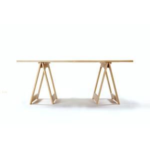 ガーデンテーブル1 幅1800mm(屋外テーブル 屋外用テーブル ガーデンファニチャー 屋外家具 木製 デザイン)EXA-GT-01-1800/マルゲリータ|margherita
