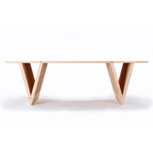 ガーデンテーブル2 幅2400mm 組み立て式(屋外テーブル 屋外用テーブル ガーデンファニチャー 屋外家具 木製)EXA-GT-02-2400/マルゲリータ|margherita