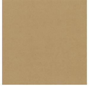 LPレコード用 厚紙ジャケット 穴なし クラフト茶 50枚セット/LP-023-KR|margherita