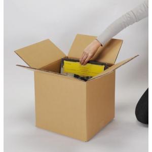 LPレコード用 収納 段ボール箱 90枚用 縦置き ダブルカートン 10箱セット/LP-029|margherita