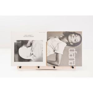 レコード展示台 LPを飾る スタンド ディスプレイ margherita