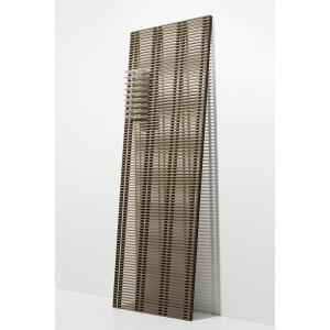 壁掛けCDラック 木製 見せる収納 薄型 大容量 300枚|margherita