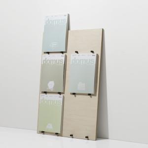 ディスプレイラック 本を飾る 展示収納 壁立て掛け|margherita