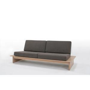 omo sofa (2.5P) (オモ ソファ) ファブリックランクB|margherita