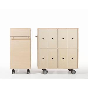 ファイル棚 おしゃれ キャスター付き 書類収納 木製 おしゃれ|margherita