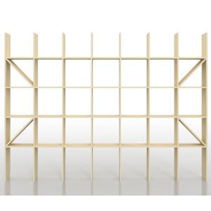本棚 壁面収納 壁一面の本棚 本棚 収納棚 書棚 本収納 壁面収納 デザイナーや建築家のアトリエにあ...